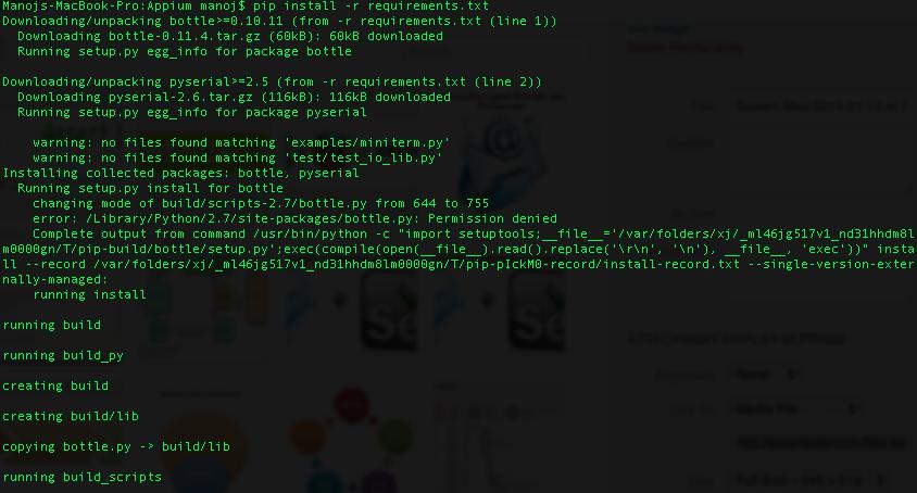 Appium for Automating Native iOS Apps – Assert Selenium